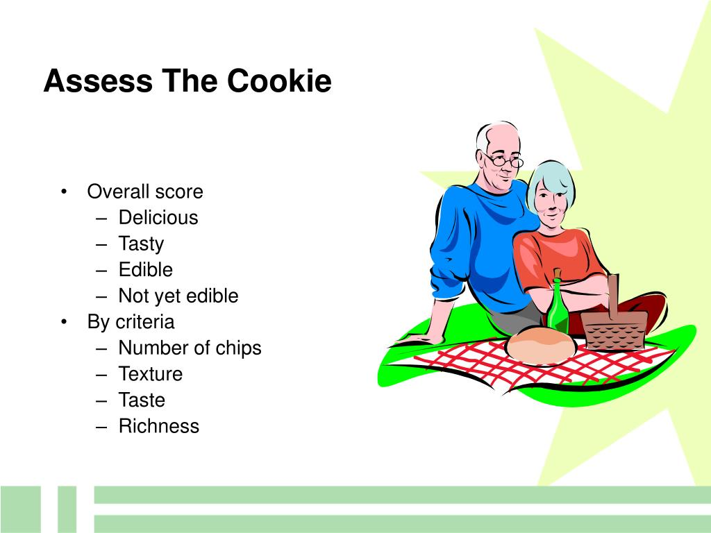 Assess The Cookie
