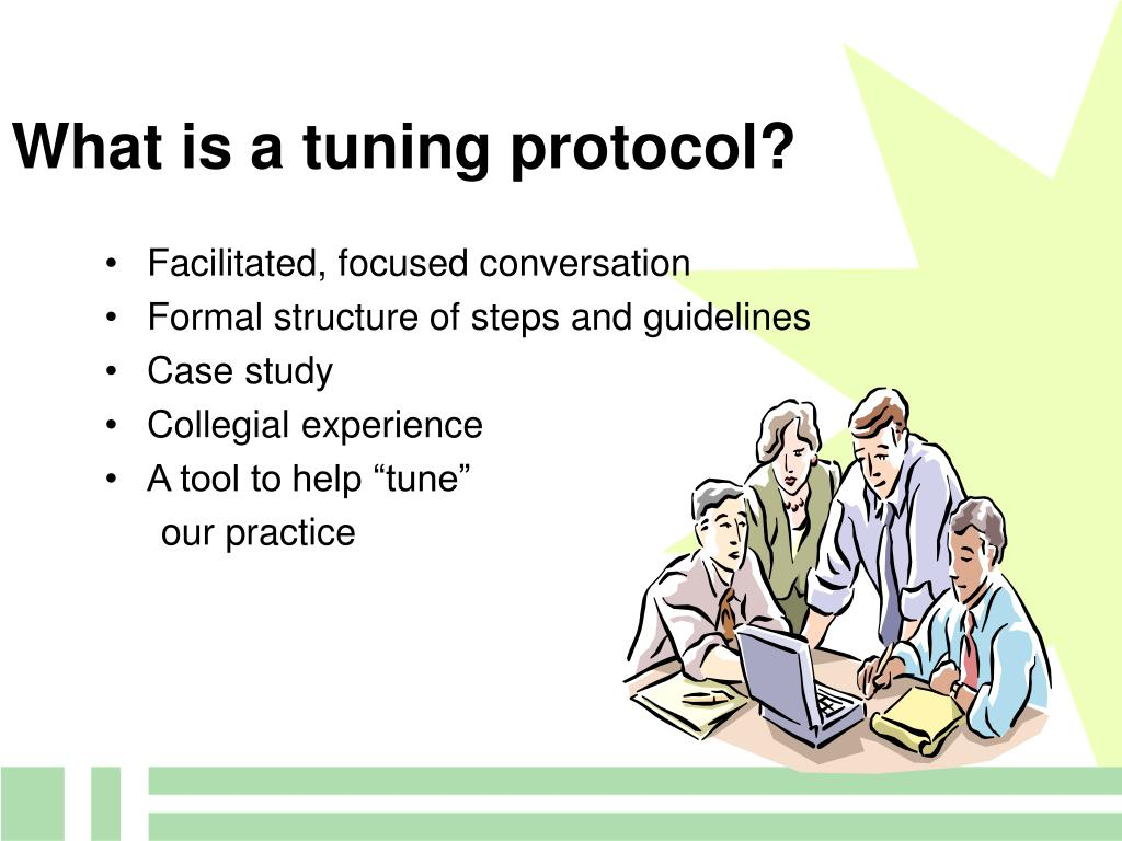 What is a tuning protocol?