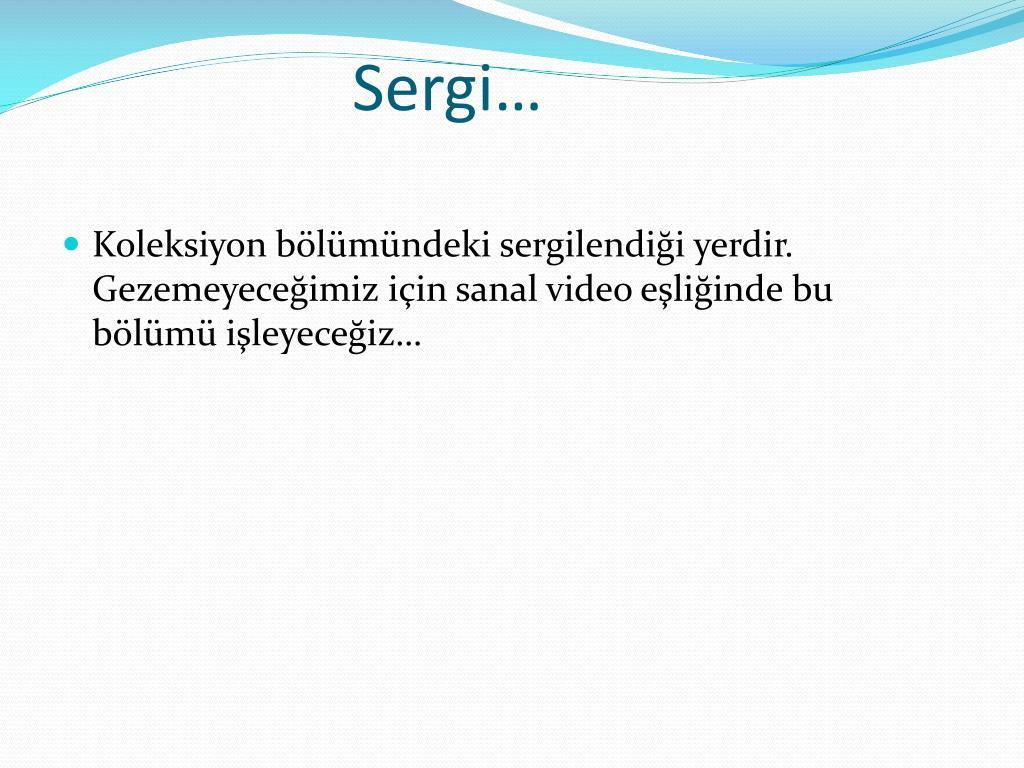 Sergi…