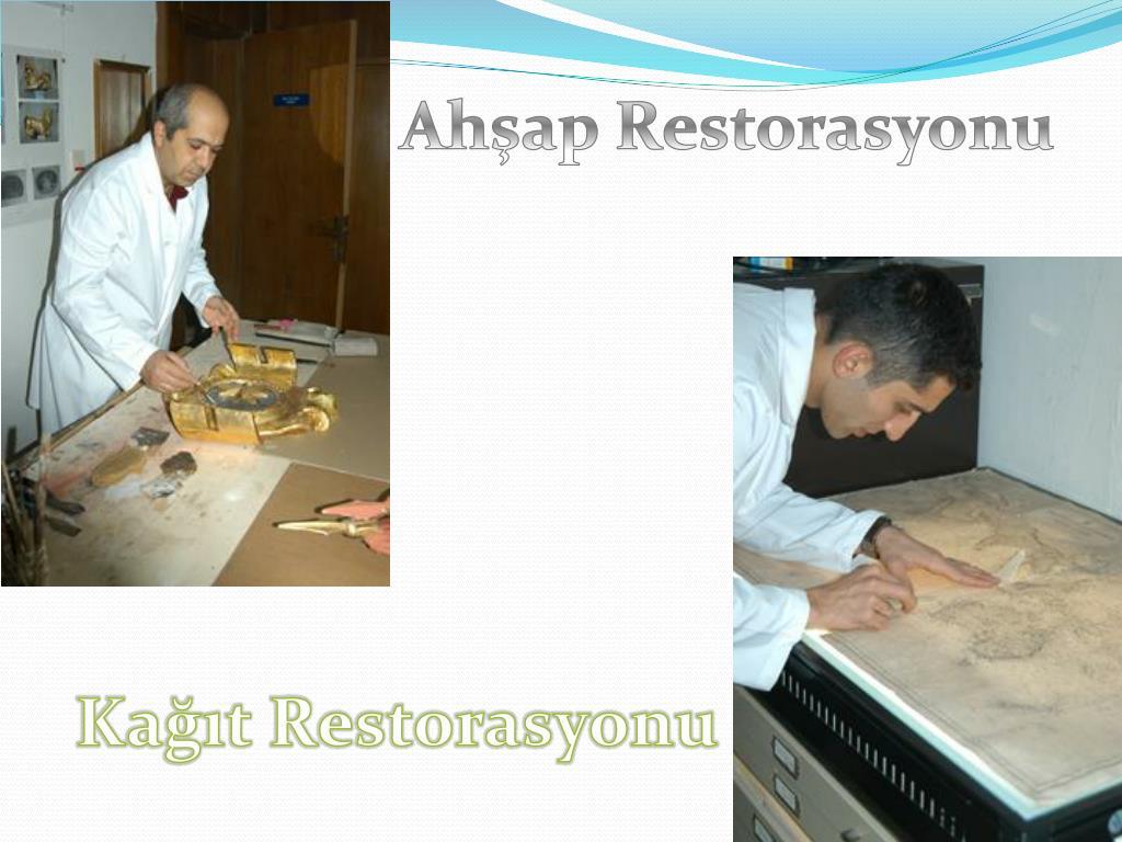 Ahşap Restorasyonu