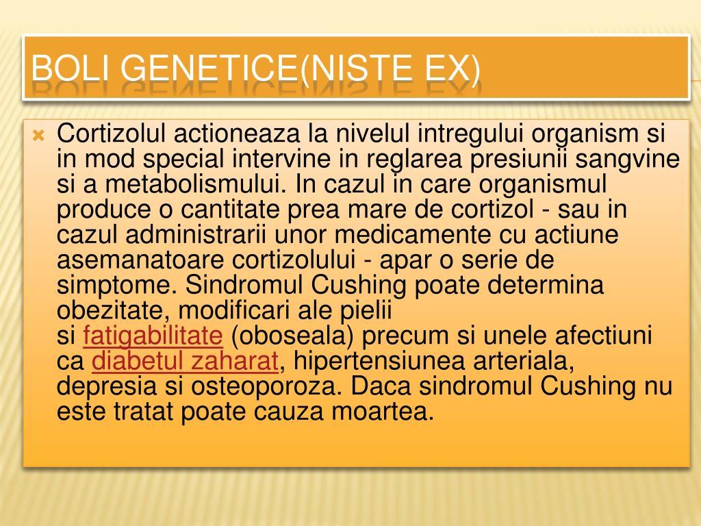 Cortizolul