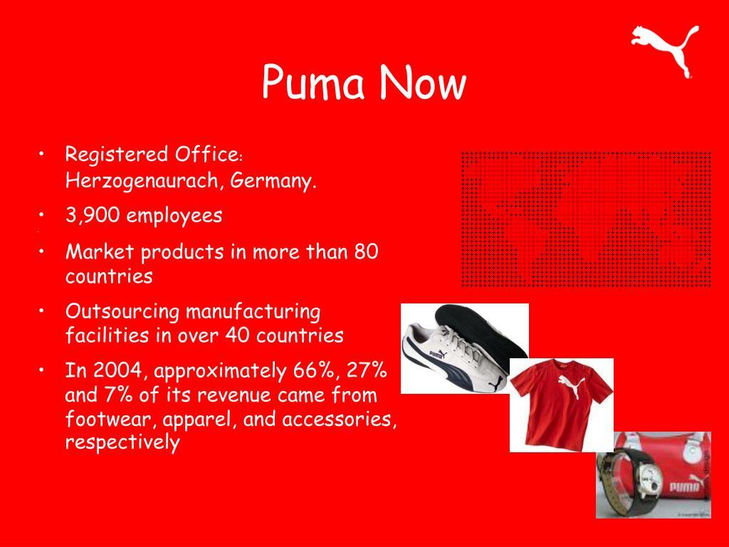 Puma Now