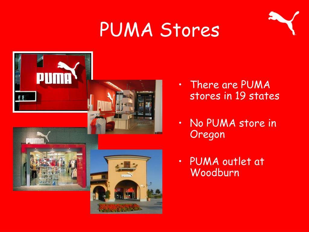 PUMA Stores