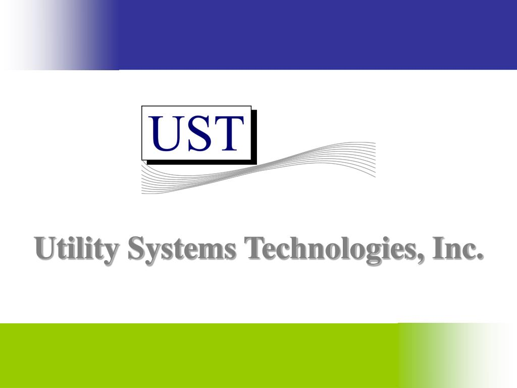 Utility Systems Technologies, Inc.