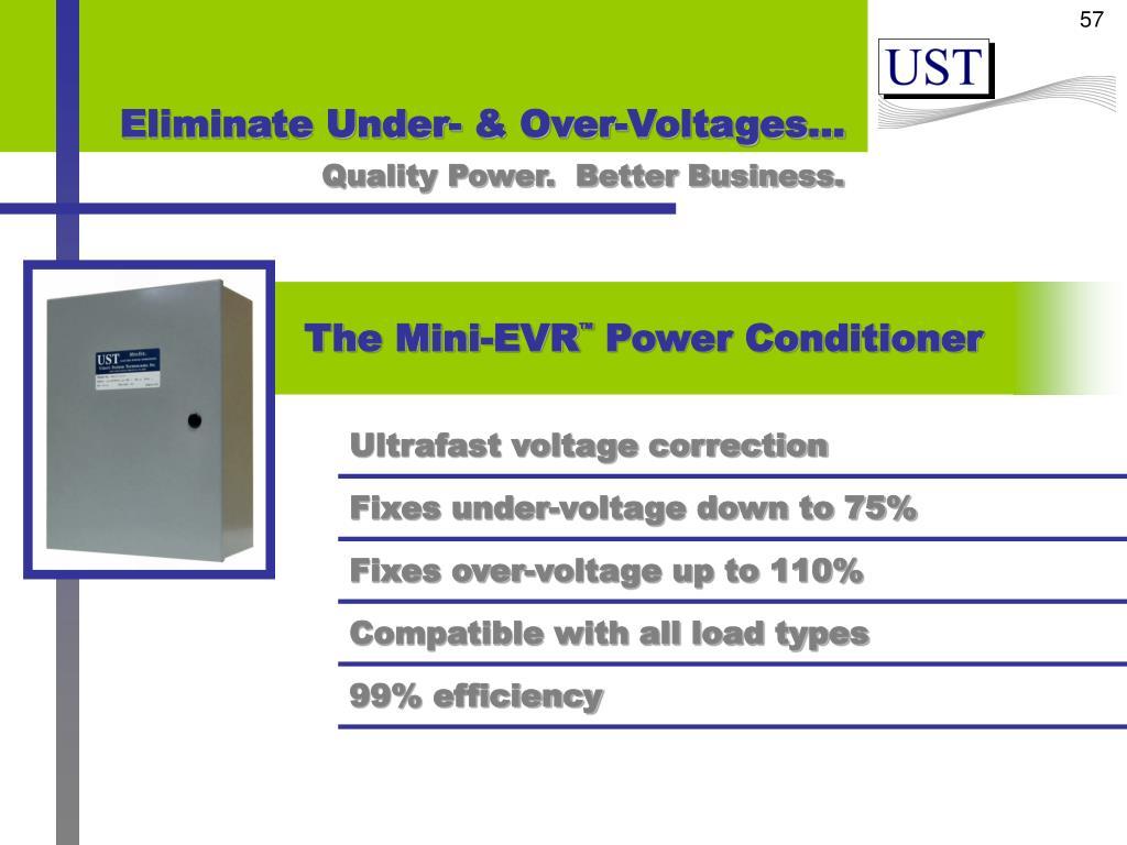 The Mini-EVR