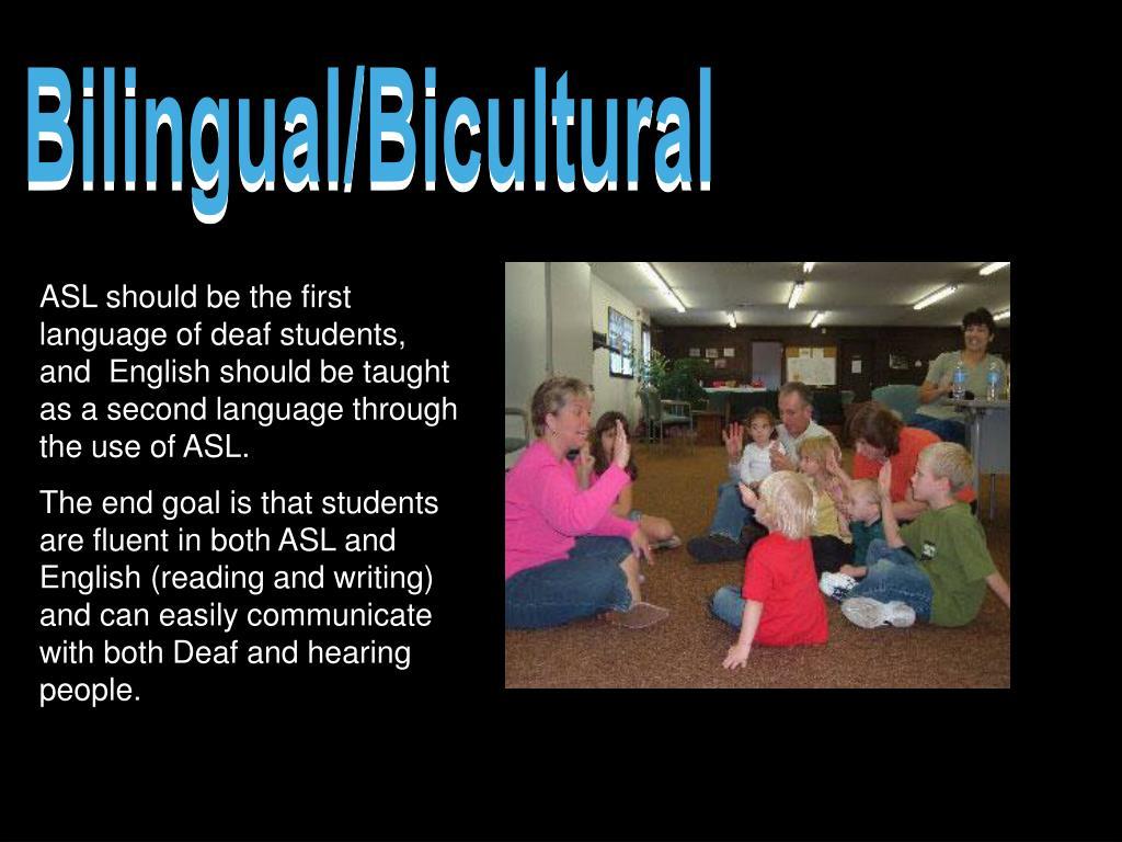 Bilingual/Bicultural