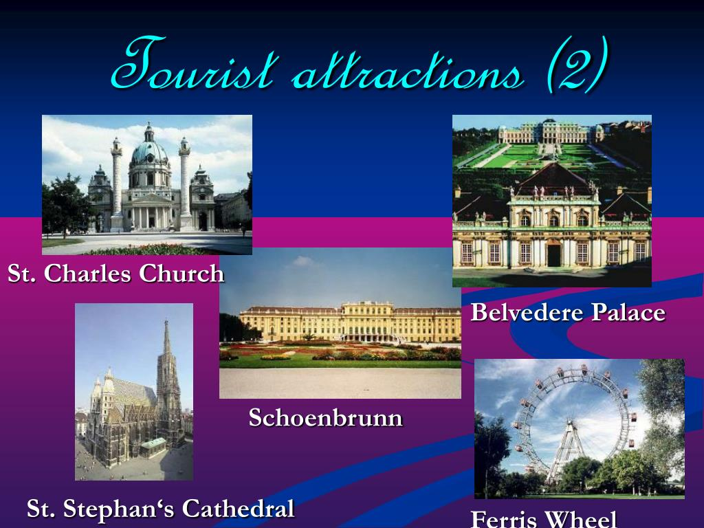 Tourist attractions (2)