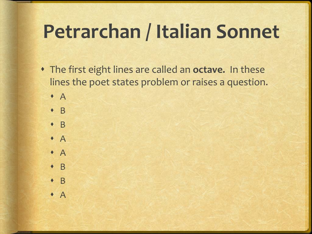 PPT - Renaissance Poetry PowerPoint Presentation - ID:743895