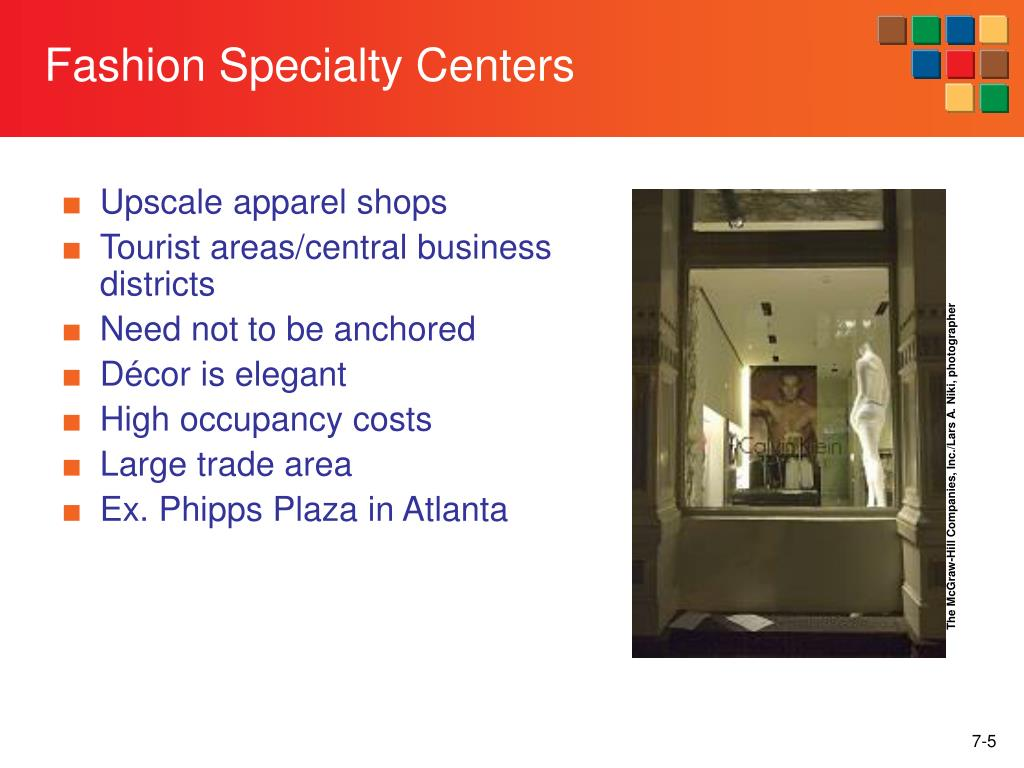 Fashion Specialty Centers