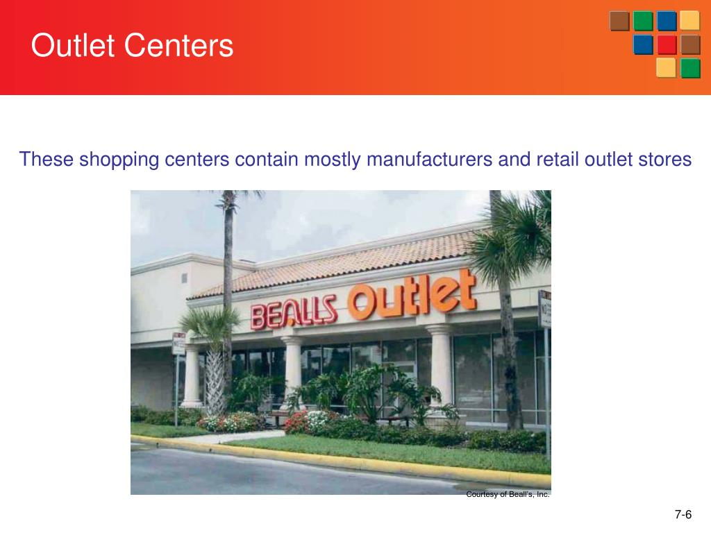 Outlet Centers