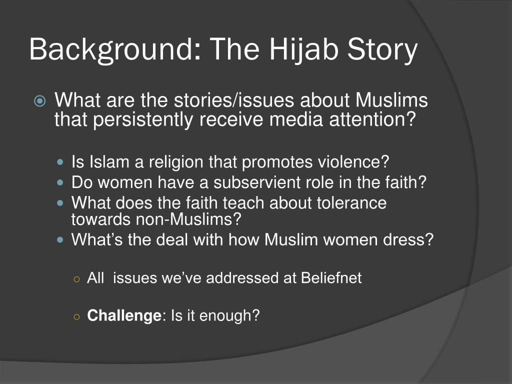 Background: The Hijab Story