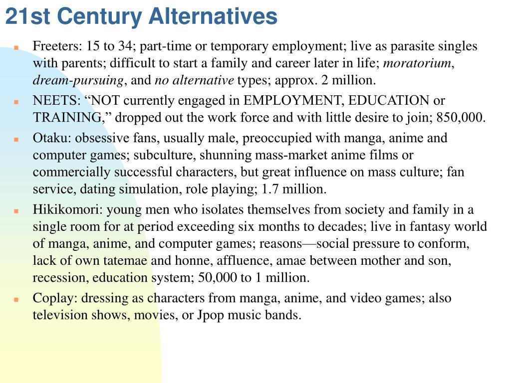 21st Century Alternatives