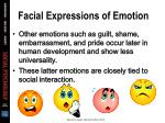 facial expressions of emotion12