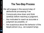 the two step process55