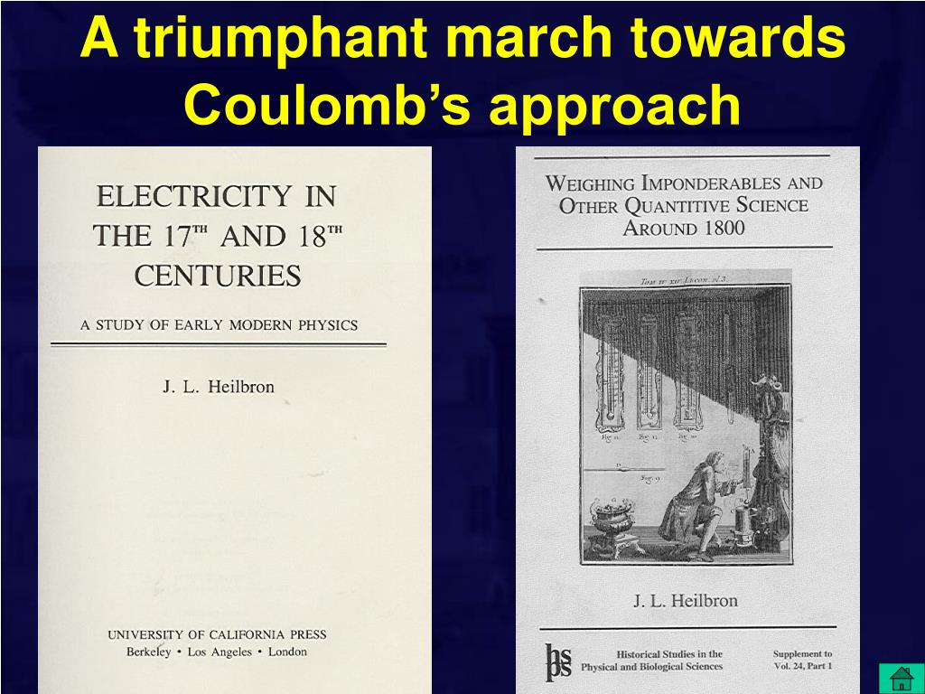 A triumphant march towards Coulomb's approach