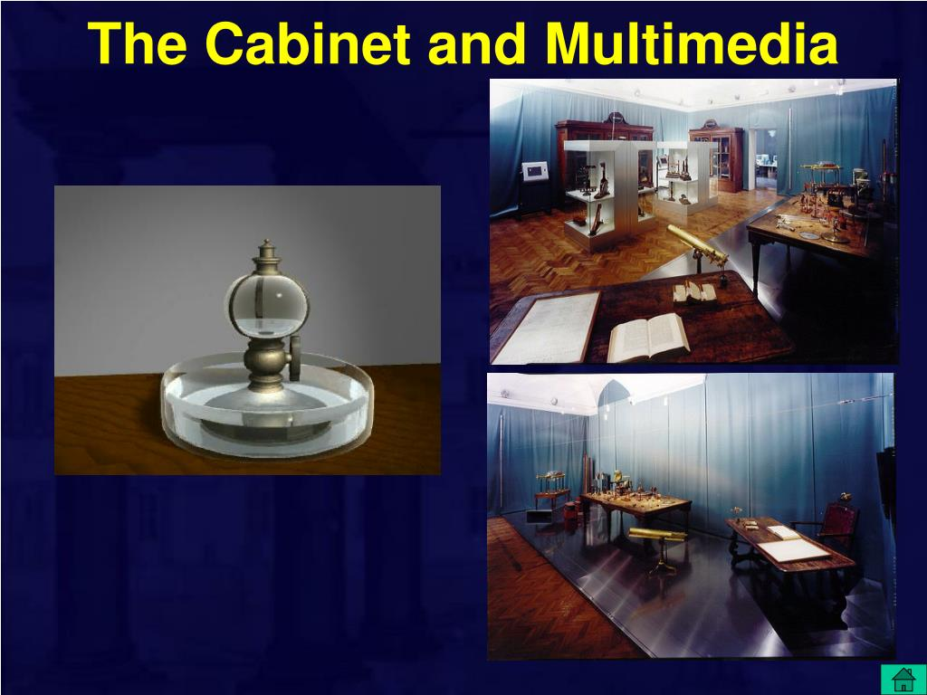The Cabinet and Multimedia