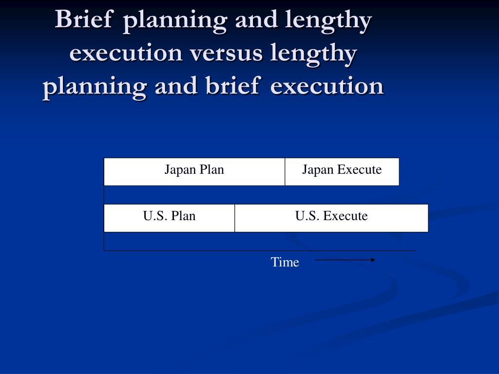 Japan Plan