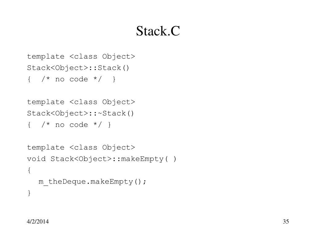 Stack.C