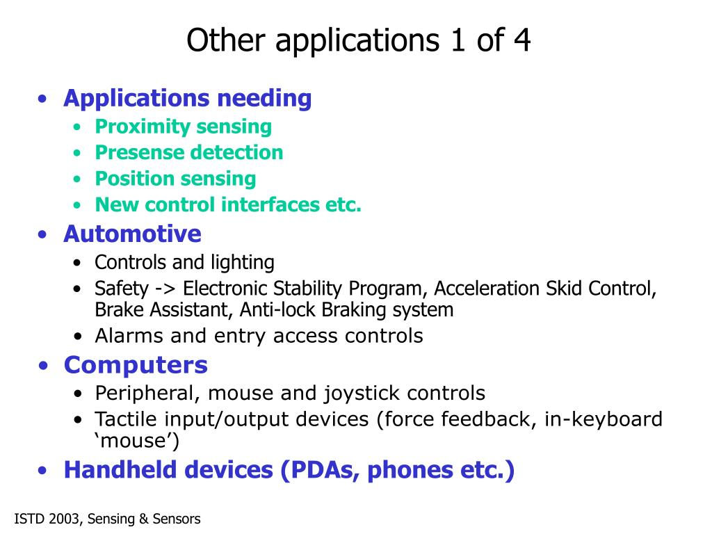 Other applications 1 of 4