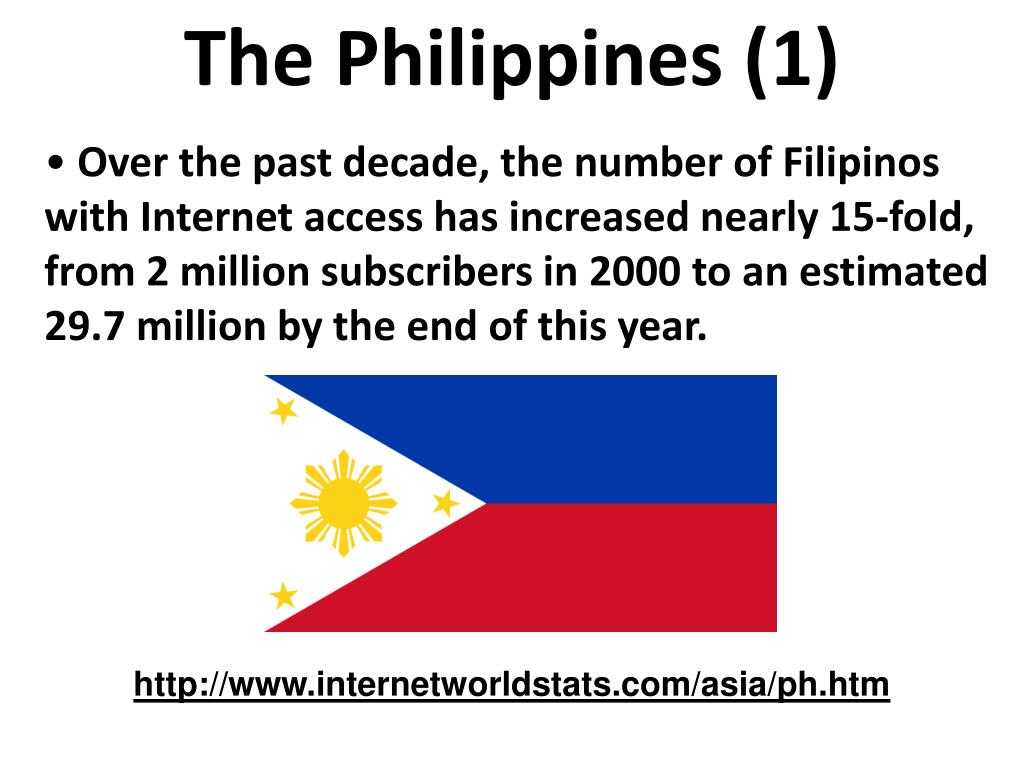 The Philippines (1)