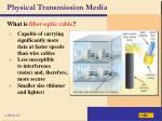 physical transmission media42