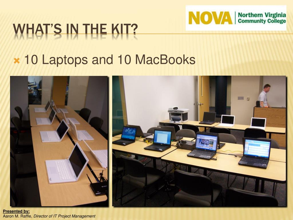 10 Laptops and 10