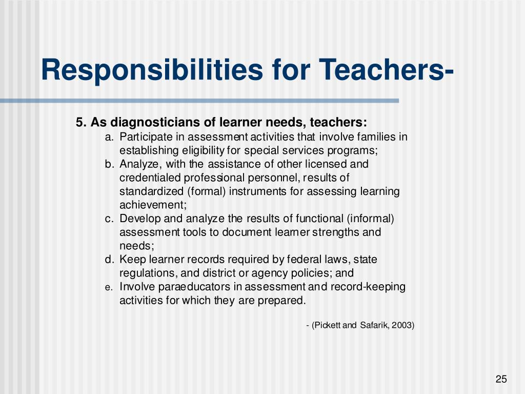 ppt supervision competencies for teachers who direct