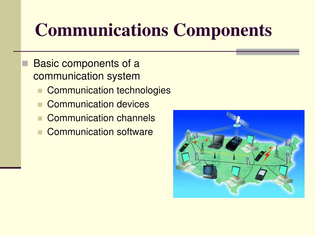 Communications Components