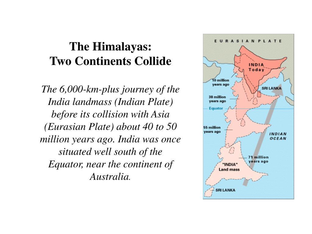 The Himalayas: