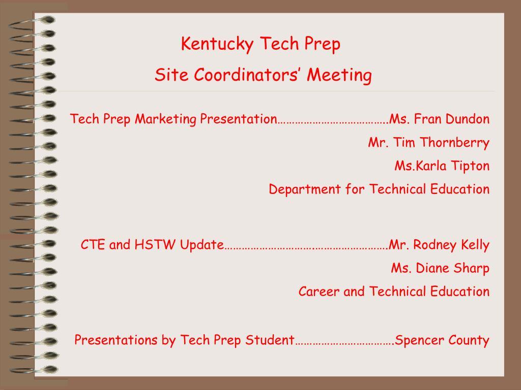 Kentucky Tech Prep