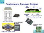 fundamental package designs