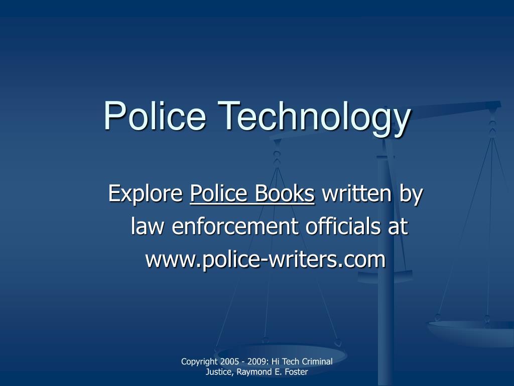 Police Technology