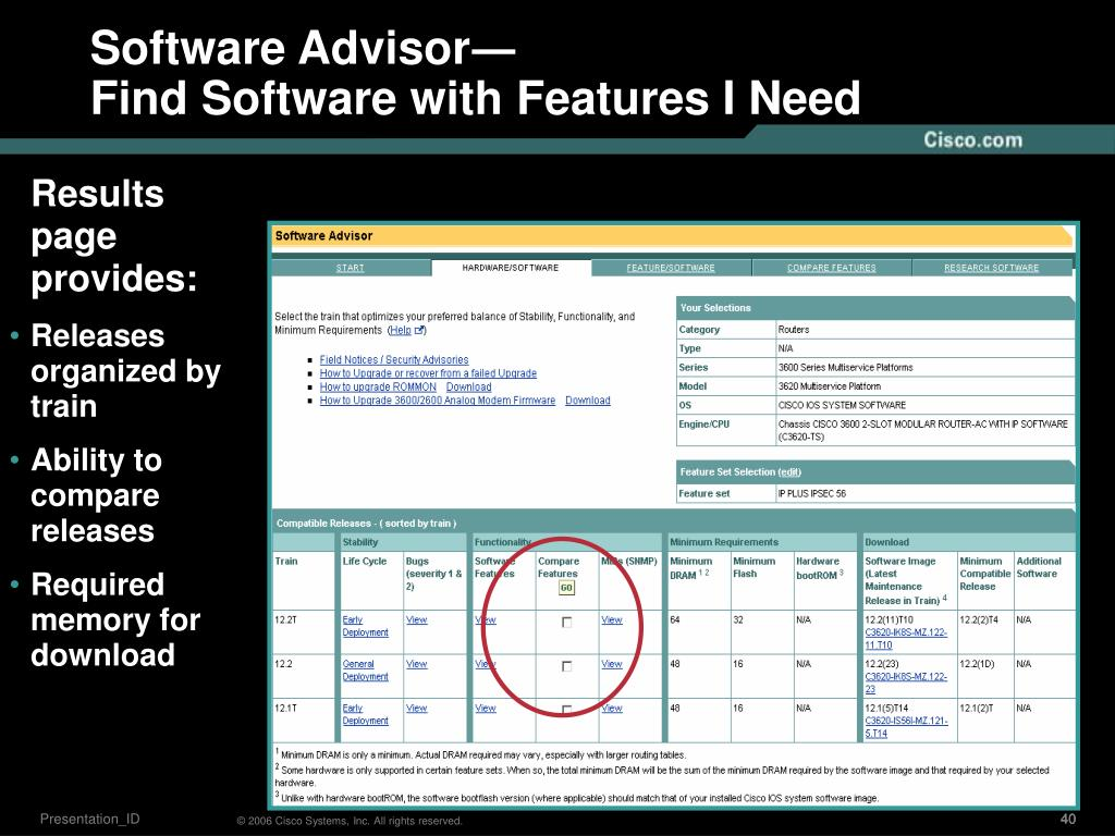 Software Advisor