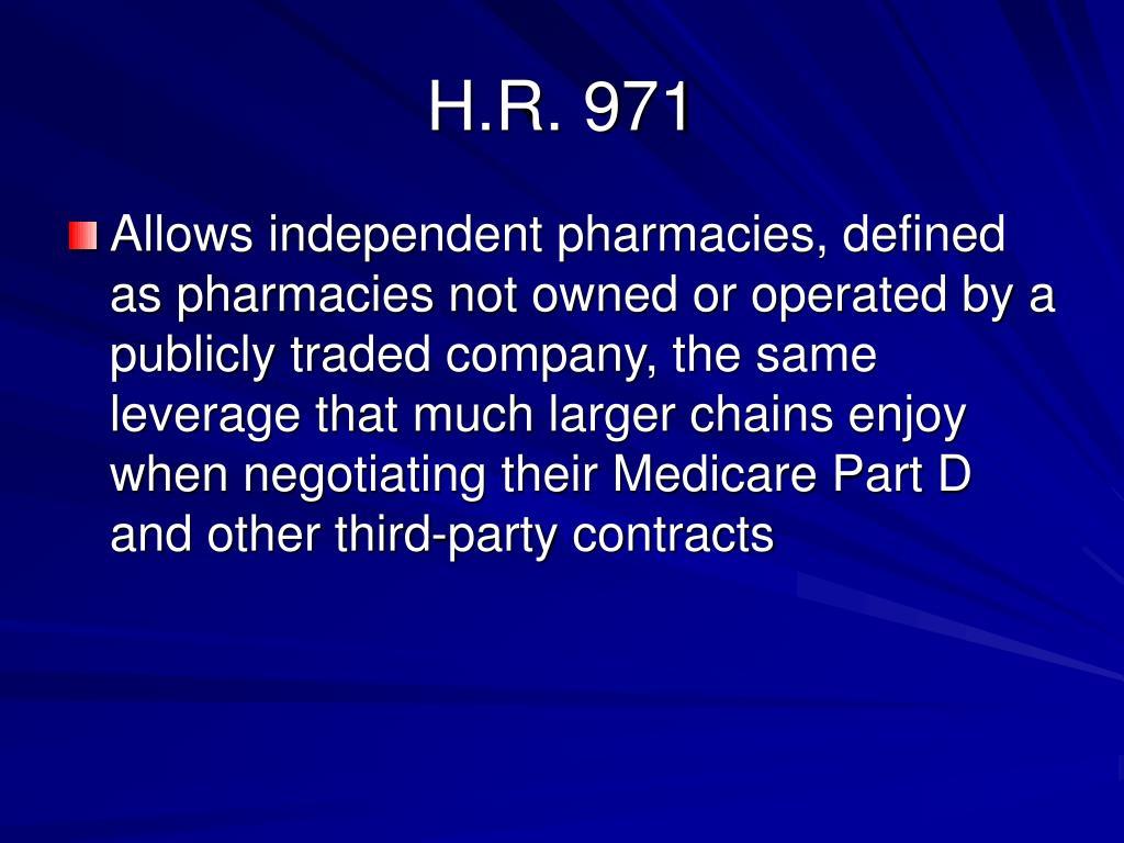 H.R. 971