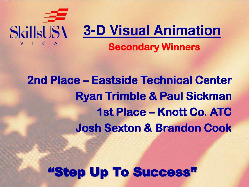 3-D Visual Animation