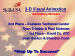 3 d visual animation5
