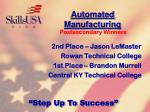 automated manufacturing17