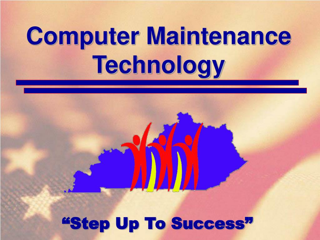 Computer Maintenance Technology
