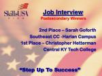 job interview88