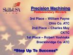 precision machining112