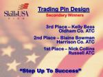 trading pin design140