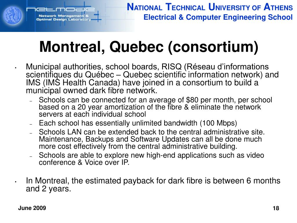 Montreal, Quebec (consortium)