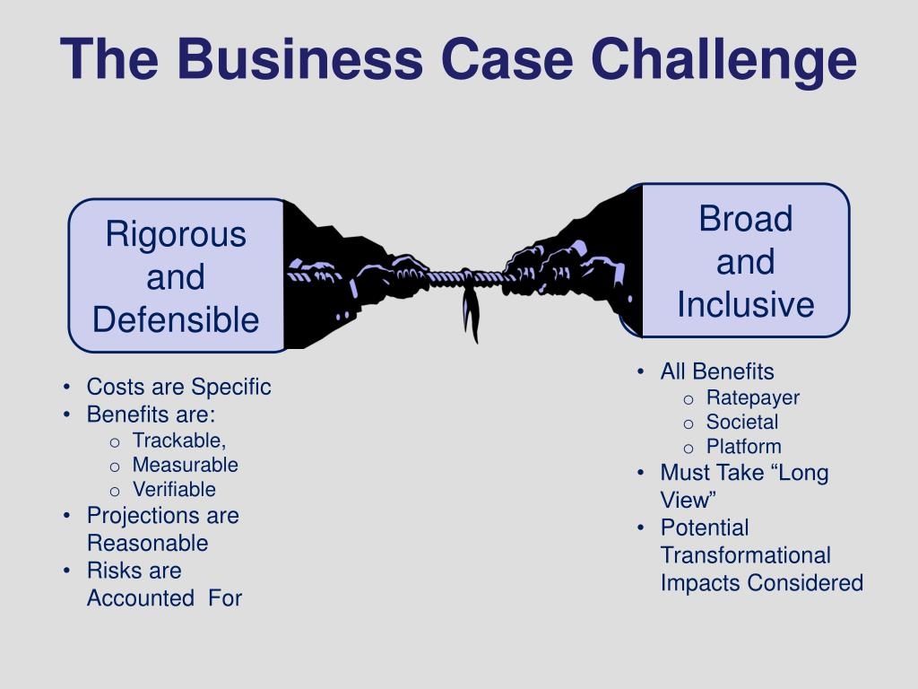 The Business Case Challenge