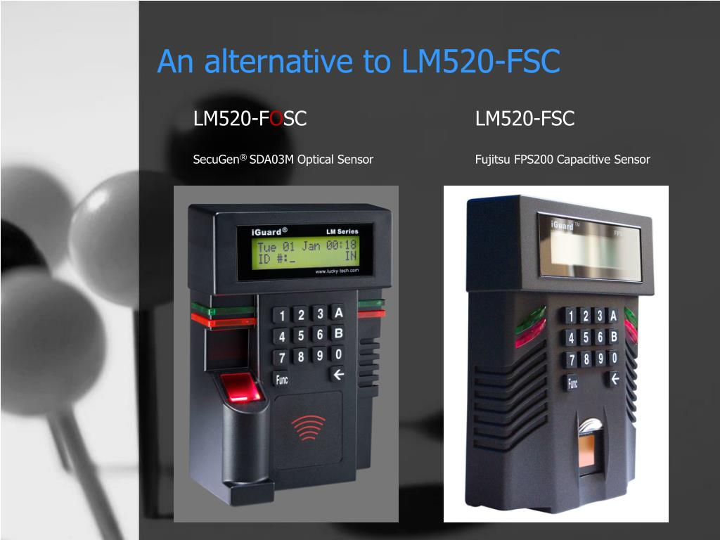 An alternative to LM520-FSC