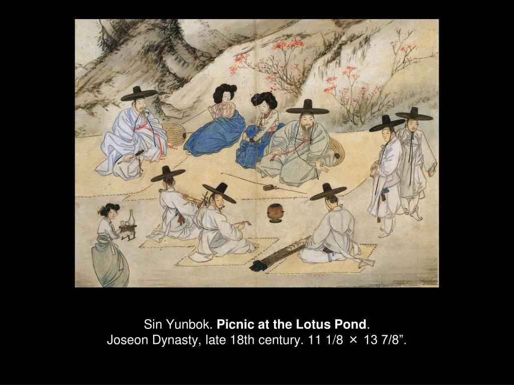 gim hwangi Art history ap chinese and korean art after 1279 the mongol invasions  nonreprestational styles gim hwangi.