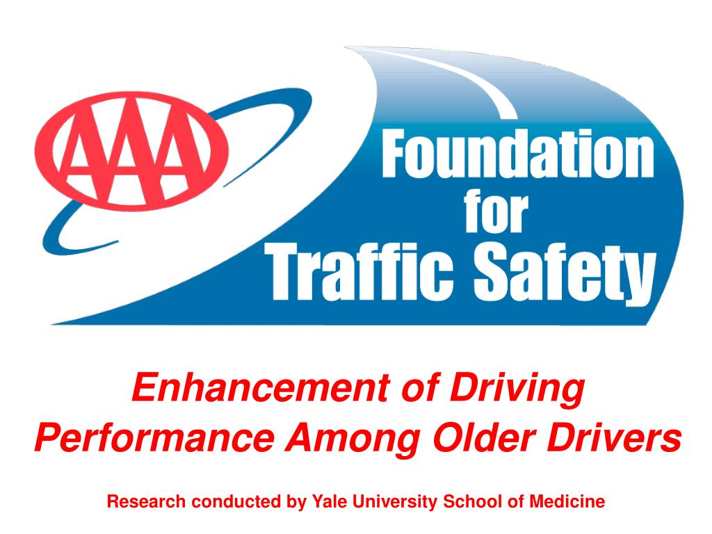 Enhancement of Driving Performance Among Older Drivers