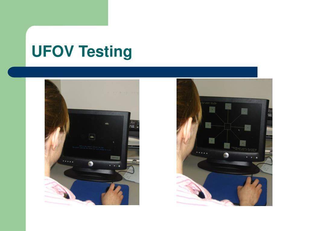 UFOV Testing