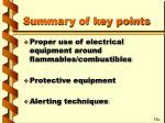 summary of key points46