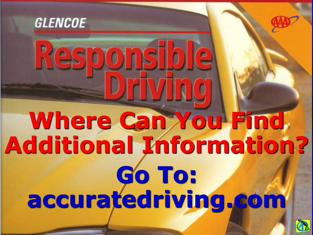 Where Can You Find Additional Information?