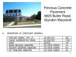 pervious concrete pavement 4825 butler road glyndon maryland3